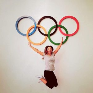 Brenda Bowskill Olympics