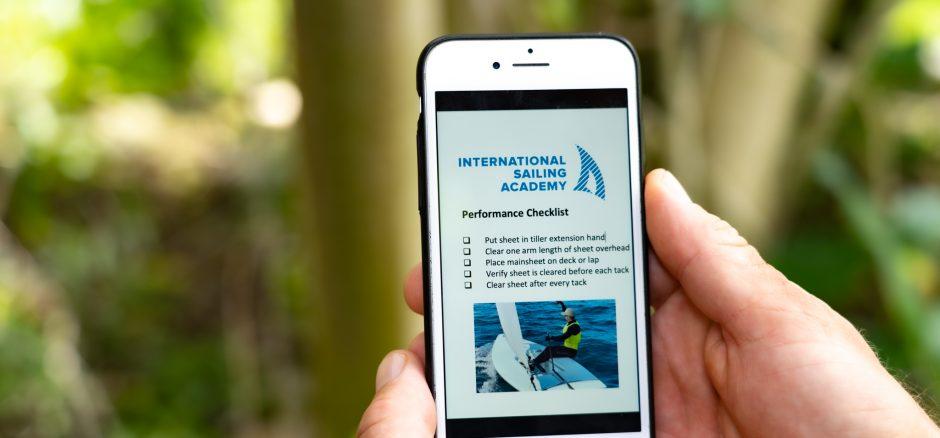 Laser Sailing Performance Checklist