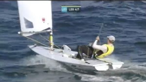 Shoulders AFT (not outboard) moves CLR aft reducing weather helm, freeing the bow and potentially initiates lee helm.