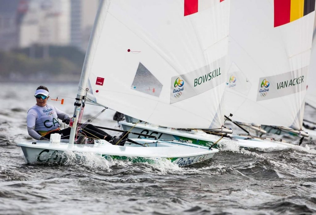 Rio 2016 Laser Radial