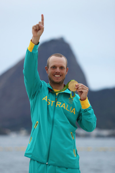 Tom Burton Olympic Gold Medalist Laser Sailing