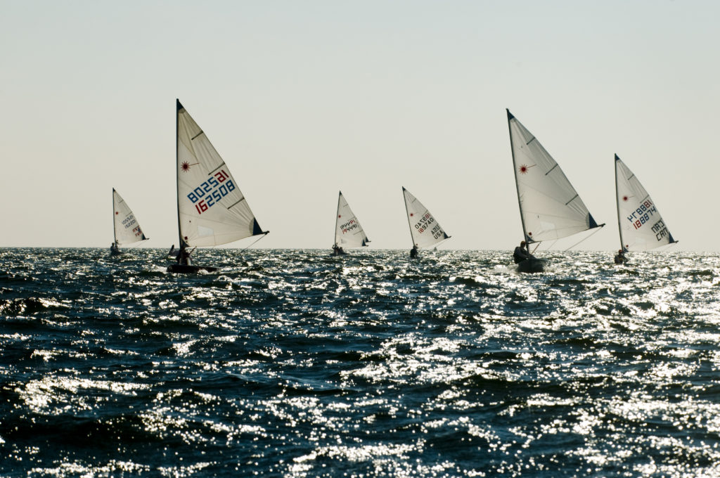 Training for downwind sailing is crucial to make big gains in your racing.